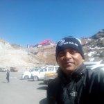 nathula pass - near silk route