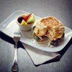 Healthy Start Breakfast Sandwich