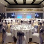 Hotel Set For Wedding