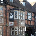 The White Swan Hotel Henley-in-Arden 16th century coaching inn