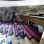 Temppeliaukio-Kirche Foto