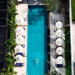 Courtyard by Marriott Bangkok Foto