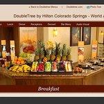 Photo de DoubleTree by Hilton Hotel Colorado Springs