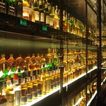 Best kept collection of whiskey in the world