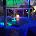 Tuesday night beach party - dinner on the beach with live music!