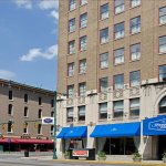 Hampton Inn Indianapolis Downtown Across from Circle Centre Foto
