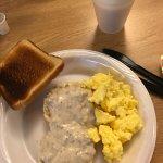 Prison breakfast