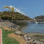 Avenida y las islas Perico y Flamenco