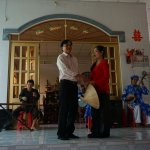 Our last stop on the second day was a cultural show where we heard traditional Vietnamese music