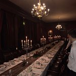 Amazing 50 person, 7 course dinner by candelight