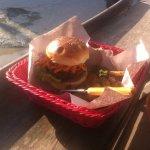 Burger Bar Foto
