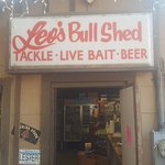 The place to drink a beer afterwards and recover from the thrills