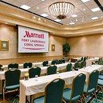 Foto de Fort Lauderdale Marriott Coral Springs Hotel, Golf Club & Convention Center