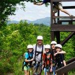 Canopy Ridge Farm ziplines