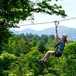 High Flying Fun at Canopy Ridge Farm Ziplines