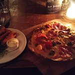 Pizza platter