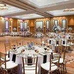 Champions Ballroom   Wedding Setup