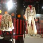 Elvis' costumes exhibit