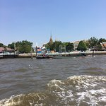 Photo of Chao Phraya River