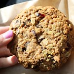 vegan cookie