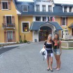 Photo de Les Tresoms, Lake and Spa Resort