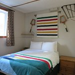 Cougar Basement Suite - First bedroom with one double bed