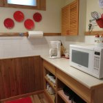 Gopher Basement Suite - Kitchenette