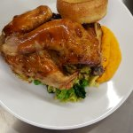 Our Sunday roasts are renowned for being the best in Kinross.
