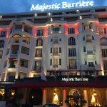 Photo de Hôtel Barrière Le Majestic Cannes