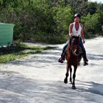 Horseback riding the highlight of our entire trip!