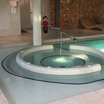 1 end of Indoor Pool