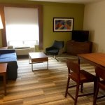 Guest Room:  Executive Suite