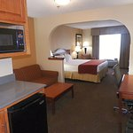 Foto de Holiday Inn Express Ste Forest
