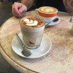 Chai Latte & Latte