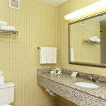 Guest Bathroom with Granite Vanity