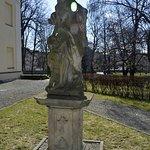 Pałac Mieroszewskich park