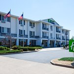 Foto de Holiday Inn Express Hudson-I-94