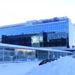 Hilton Hotel at the Helsinki Airport