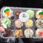 Variety pack mini cupcakes