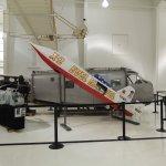Evil Knievel rocket car