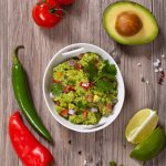 Our guacamole is always fresh and very popular!