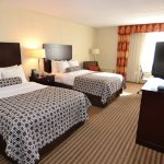 Enjoy our recently renovated room, with 2 queen beds - sleeps 4!