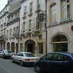 Hotel & street