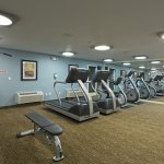 Work out in our fully-equipped Fitness Center