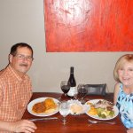 Dinner at Ropa Vieja- Excellent!