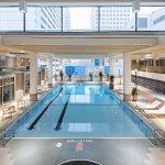 Our Winnipeg hotel's Odyssey Indoor Pool