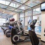 Odyssey Health Club - Exercise Area