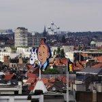 Photo de Ibis Brussels Expo-Atomium