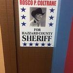 Rosco for Sheriff