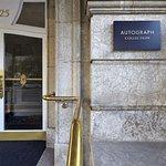 The Hotel Saskatchewan Autograph Collection Entrance